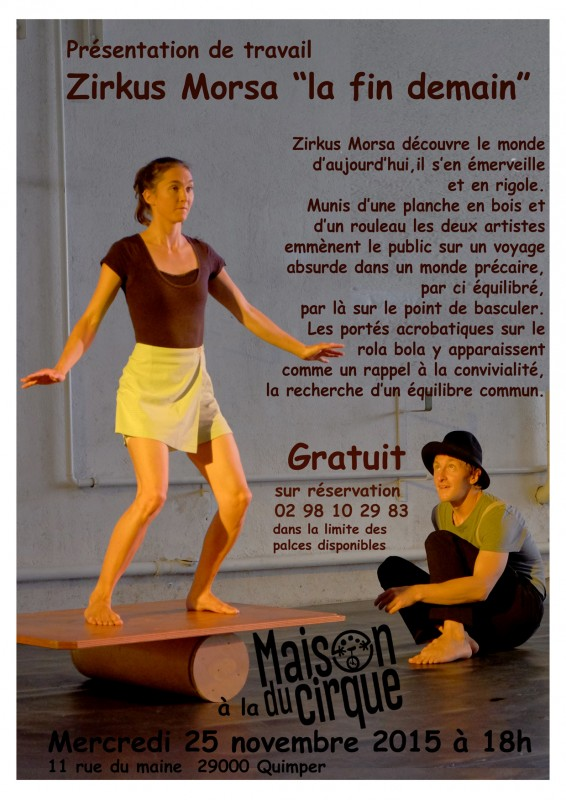 Zirkus Morsa flyer copie
